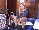video de sexe Audrey vous guide pour le making of d'un vrai film de cul hardcore !